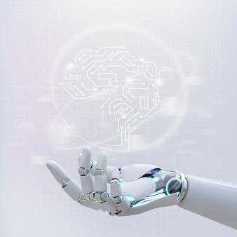 Technologie d'intelligence de puce d'ia, apprentissage en profondeur