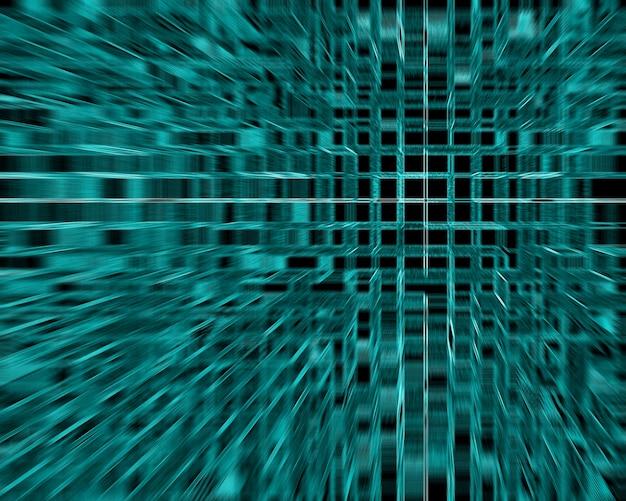 Technologie internet grand fond de données