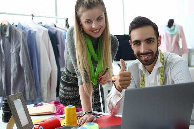 Technologie numérique vêtements professionnels couture