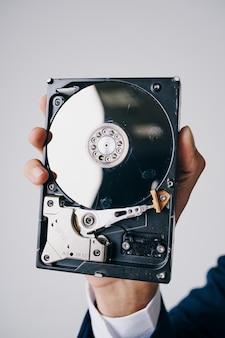 Technologie de récupération de la protection des données du disque dur