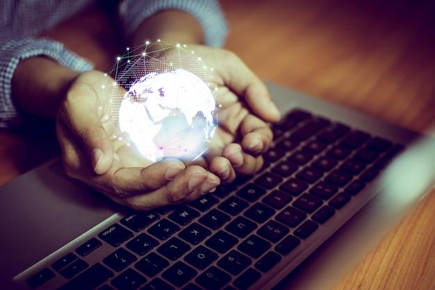Technologie de réseau et communication d'affaires
