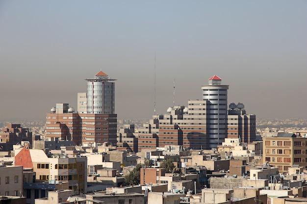 Téhéran est la capitale de l'iran
