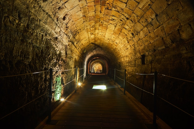 Templars tunnel acre