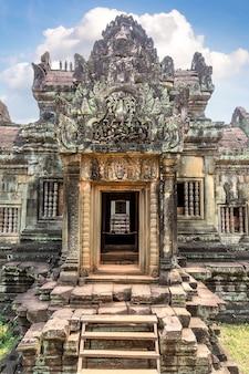 Temple de banteay samre à angkor wat à siem reap, cambodge