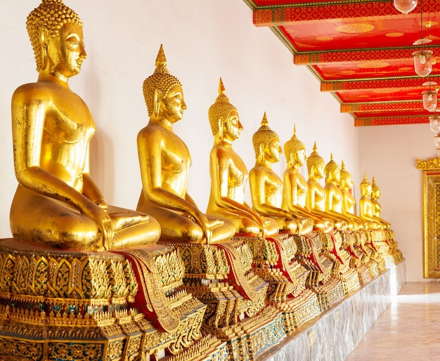 Temple de bouddha wat po