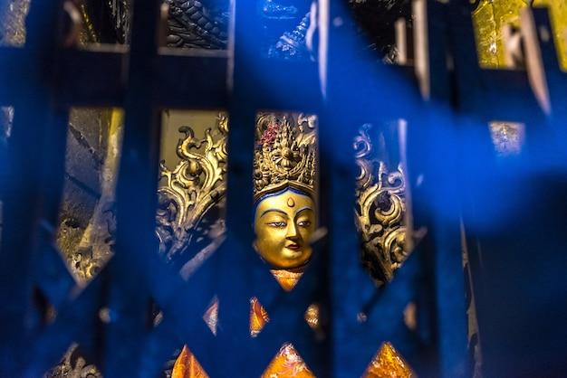 Temple bouddhiste katmandou népal
