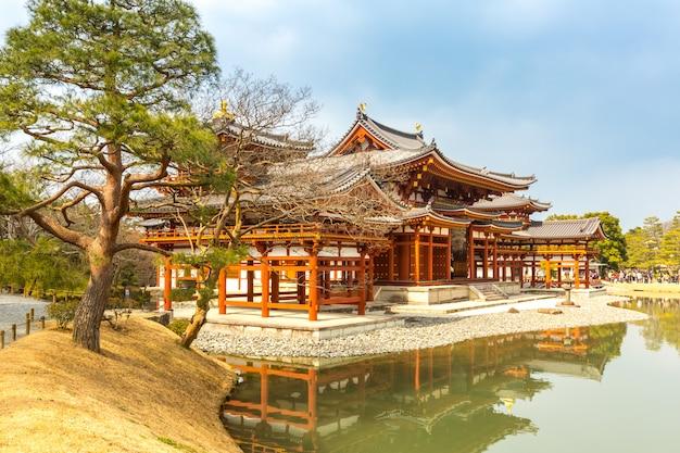 Temple byodo-in uji kyoto