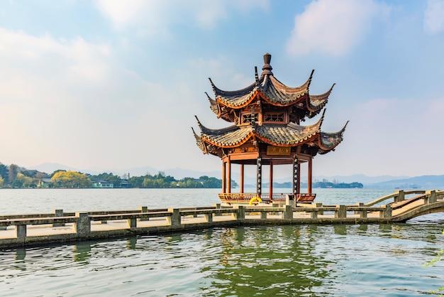Temple chinois classique