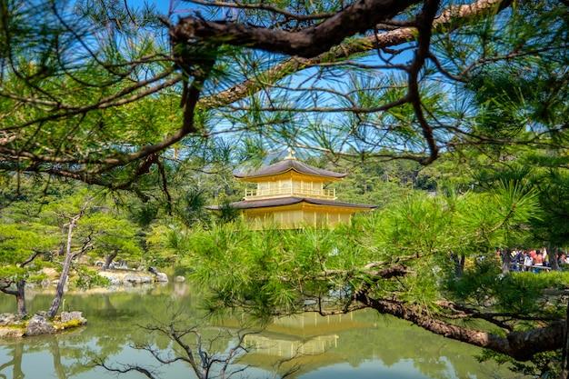 Temple doré, japon
