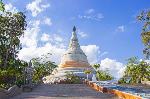 Temple de la forêt phupha sung.