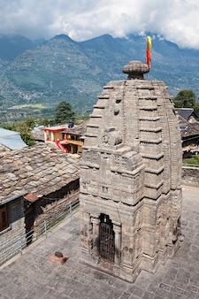 Temple gauri shankar