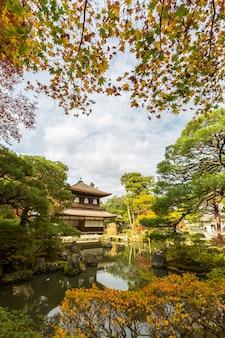 Temple de ginkakuji