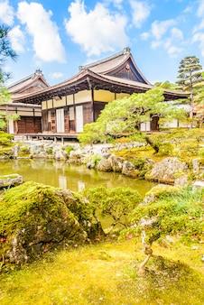 Temple ginkakuji