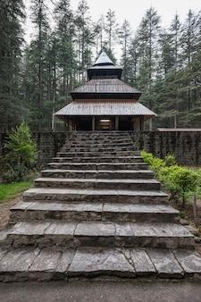 Temple hidimda devi