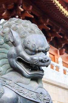 Temple jing'an, shanghai