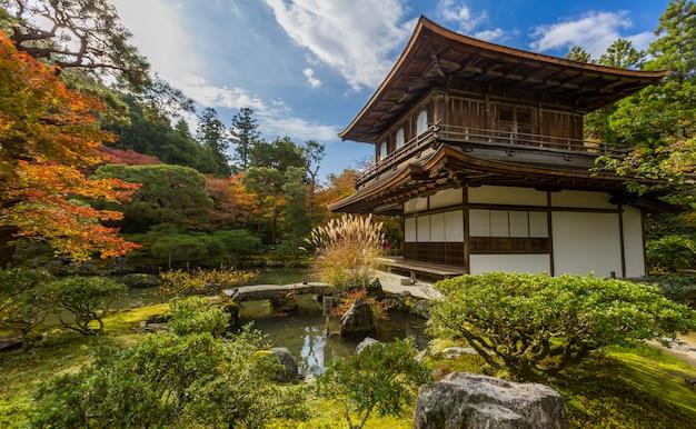 Temple de kyoto ginkakuji