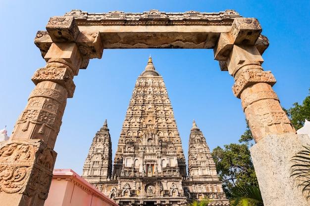 Temple mahabodhi, bodhgaya