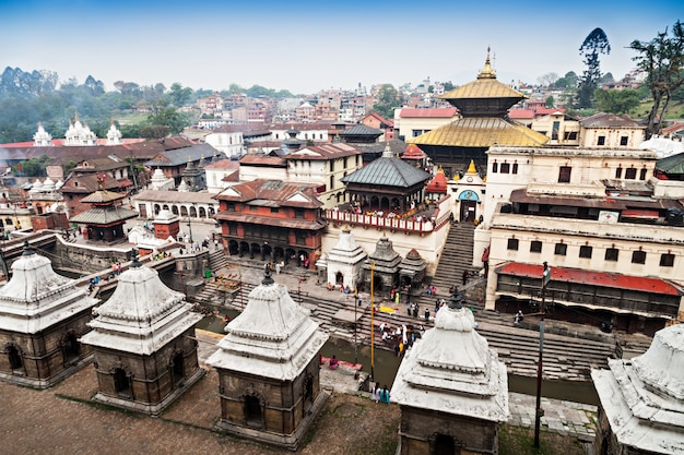 Temple pashupatinath