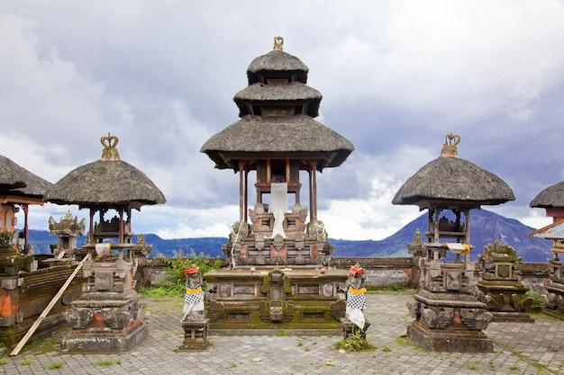 Temple de style baliness