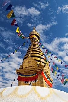 Temple de swayambhunath