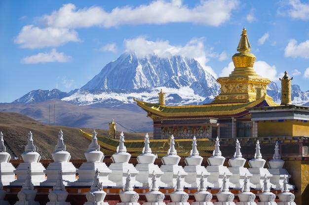 Temple de tagong