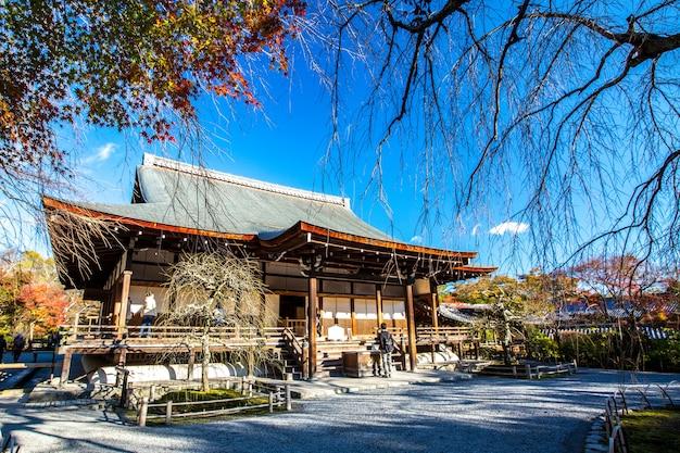 Temple tenryu-ji arashiyama kyoto