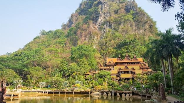 Le temple thaï