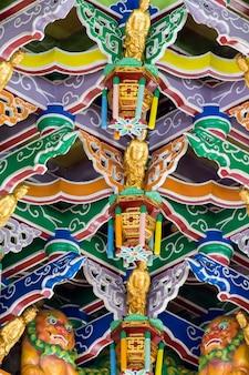 Temple thean hou à kuala lumpur, malaisie