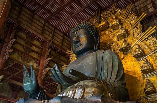 Temple todaiji à nara, japon
