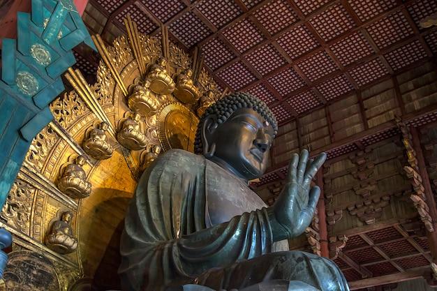 Temple todaiji à nara