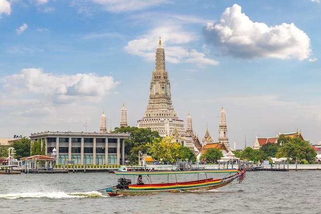 Temple wat arun à bangkok