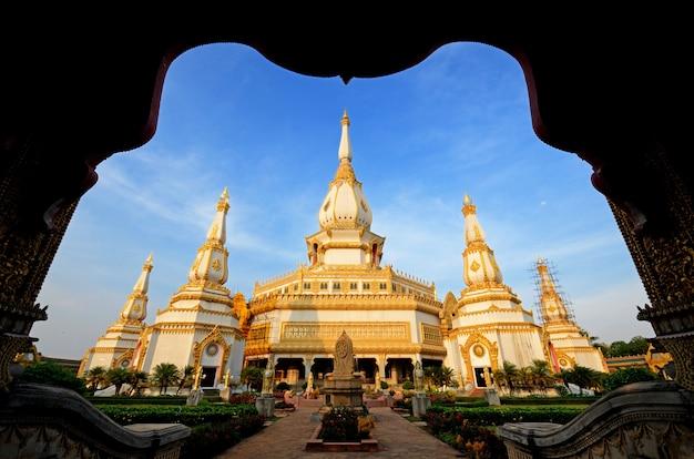 Temple wat thaï