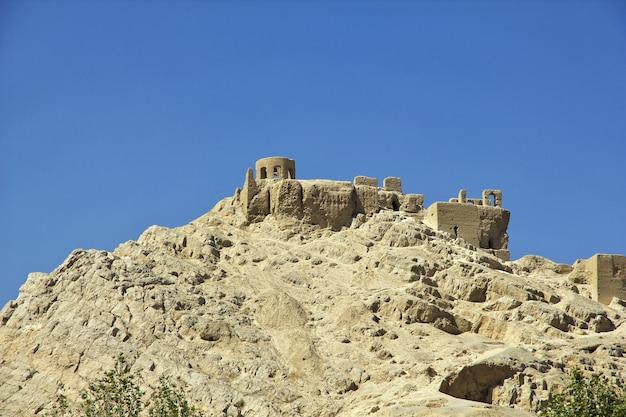 Temple zoroastrien à ispahan, iran