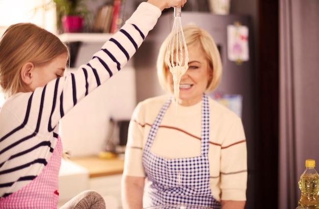 Temps de cuisson avec la meilleure grand-mère