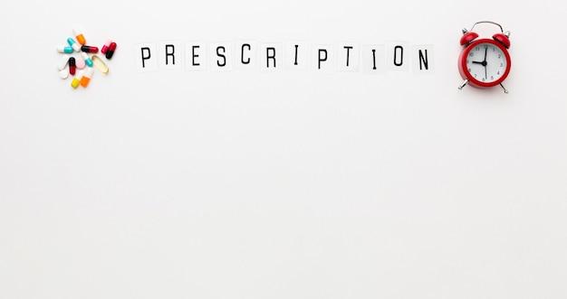 Temps de prescription avec copie espace