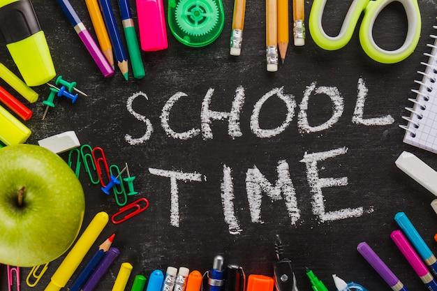 Temps scolaire pour les enfants