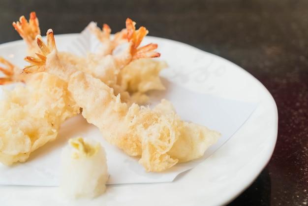 Tempura - nourriture et nourriture japonaise.