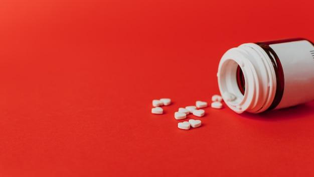 Tension artérielle, médicaments contre les maladies cardiaques.