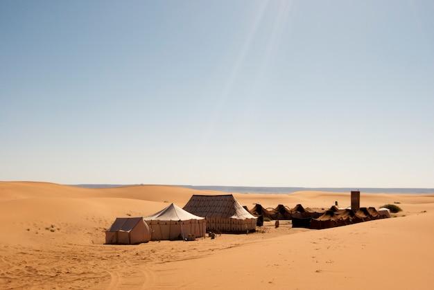 Tente du désert