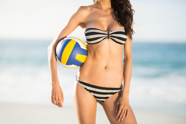 Tenue femme, volley ball