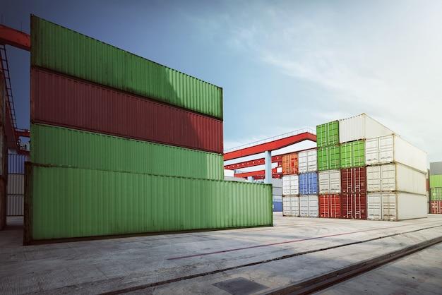 Terminal à conteneurs