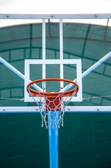 Terrain de basketball