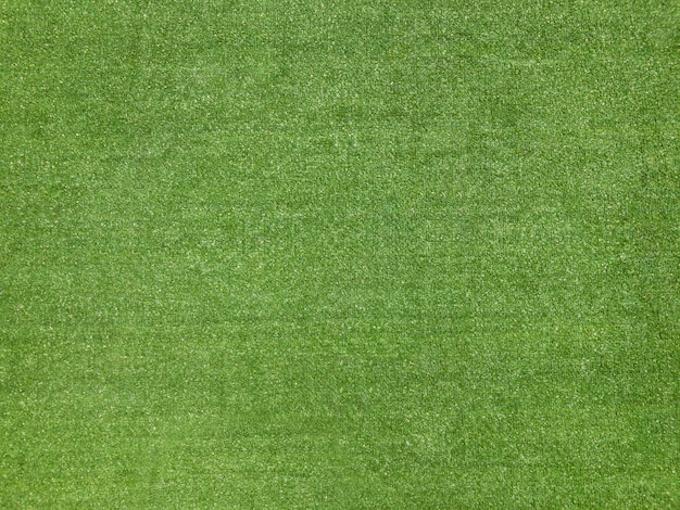 Terrain de football vert faux fond de texture d'herbe