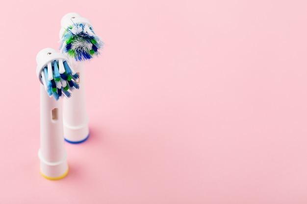 Têtes de brosse de rechange neuves et d'occasion pour brosse à dents électrique