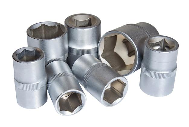 Têtes d'extrémité en acier outils à main et équipement de réparation