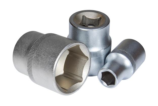 Têtes d'extrémité en acier pour la réparation automobile outils à main et équipement de réparation