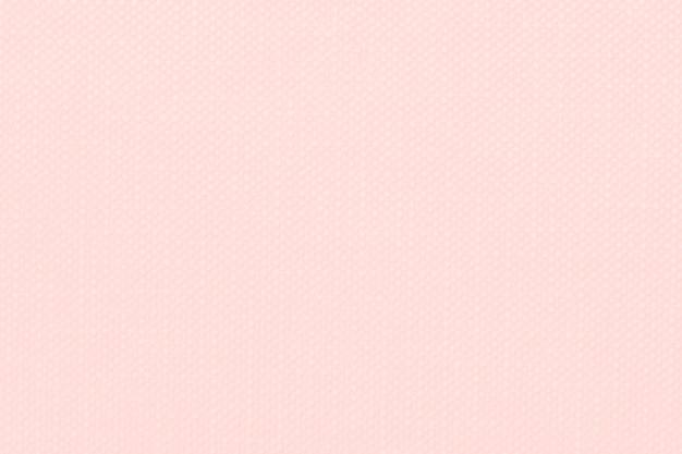 Textile gaufré rose pastel texturé