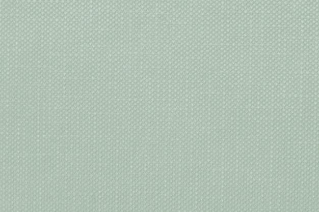 Textile gaufré vert texturé