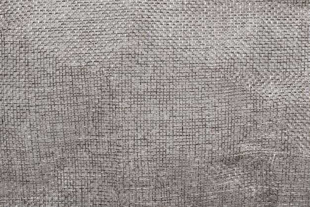 Textile en lin matelassé, tissu, fond texturé