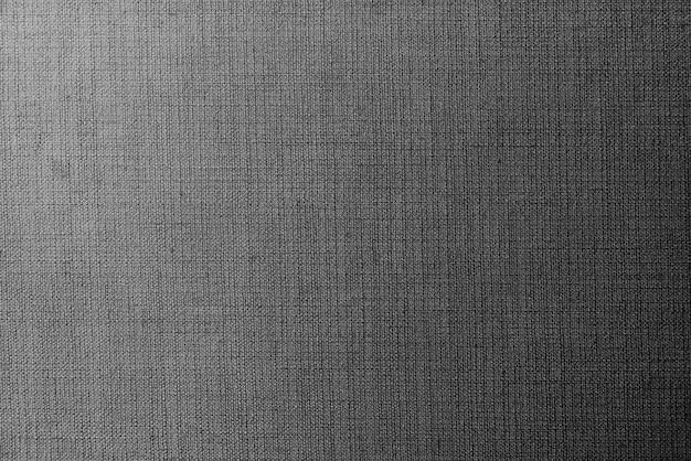Textile en tissu gris texturé